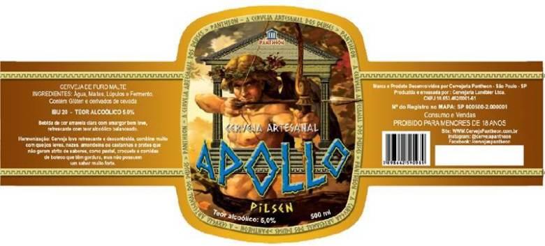 Apollo_Rótulo - Imagem Divulgação