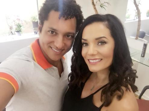 Lúcio Matias e Mônica Carvalho - Foto Divulgação