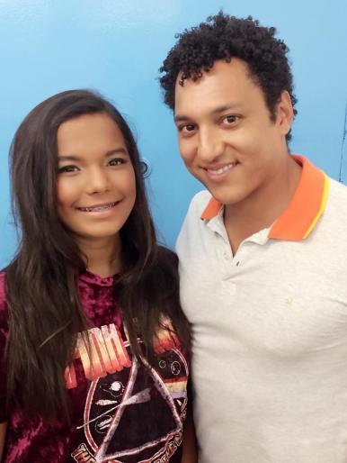 Yaclara Carvalho e Lúcio Matias - Foto Divulgação
