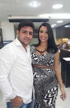 Daniel Tavares e Jenny Miranda - Foto Divulgação