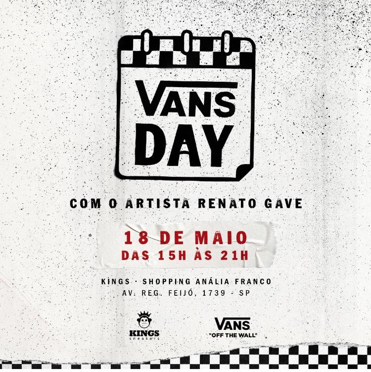 Kings Sneakers, Vans - Imagem Divulgação